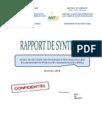Rapport de Synthèse Audit_EPA 2018
