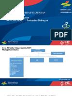 Standar Laporan Kinerja Pemasaran PBM-IHC 2019 Revisi