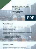 PANDUAN APLIKASI EOS 2020 -share unit