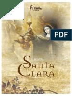Novena de Santa Clara - Português
