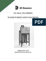 1161875- Manual- E4_E4le_EZ4 Water Purif