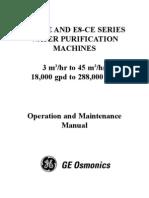 1233379 Manual E4H E8 CE Manual
