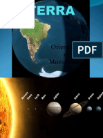 Terra - Orientação e Localização