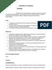 Computer & Networks syllabus