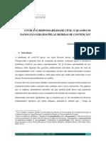 Covid-19 e responsabilidade civil -e quando os danos são gerados pelas medidas de contenção – Mafalda Miranda Barbosa