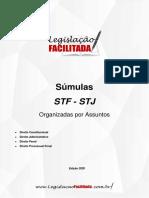 Súmulas-STF-e-STJ-Por-Assunto-Legislacao-Facilitada