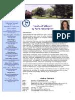 Altrusun Newsletter 2011 03