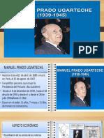 7. Primer Gobierno Prado Ugarteche