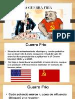 8 LA GUERRA FRÍA