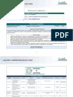 Planeación Didáctica PT1 DRA JCANTO