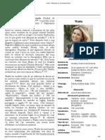 Thalía - Wikipedia, la enciclopedia libre