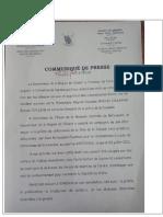 Reaction Gouverneur Ouest Nourane Fosting