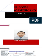 EL BOOM LATINOAMERICANO 10