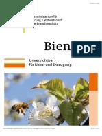 Bienen - Unverzichtbar für Natur