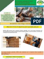 productos maderables y no maderables (madera)