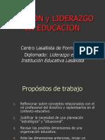 Gestión Educativa 1