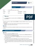 COM_Actualiza o saldo previsto de entrada o parametro_TDGLCX