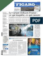 Journal La FIGUE Du 1er Juillet 2021
