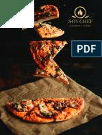 PIZZA - ESTILOS Y TAMAÑOS