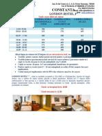 Constanta - London Hotel 2021