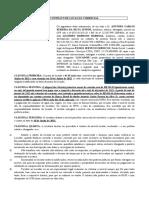 Contrato de Locação Comercial Leandro Barroso