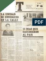 CGT de los Argentinos Nº 46