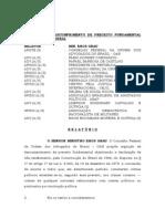 ADPF 153 - peça OAB