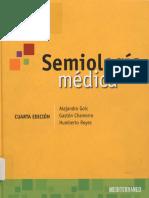 Goic Semiología
