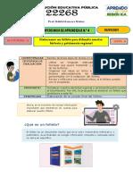 ACTIVIDAD 5 1ERO CUARTA EXP. ICA -20-7-2021