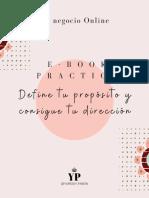 E-BOOK Practico Define Tu Proposito y Consigue Tu Direccion Rev. 0