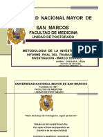CLASE 8 METODO III  CLASE MARCO TEORICO, RESULTADOS,  Discusión.