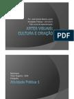 Especialização em Artes Visuais_ Cultura e Criação - Getúlio Martins 2011