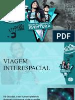 VIAGEM  INTERESPACIAL