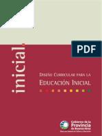 Di Se Ni o Curricular Educacion Inicial