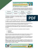 EVIDENCIA ALIMENTACION NUTRITIVA Y EQUILIBRADA