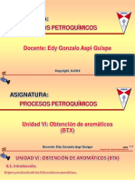Presentacion de Procesos Petroquimicos II-2019 U6