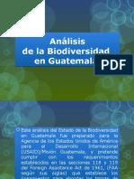 analisis de la biodiversidad