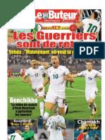 LE BUTEUR PDF du 28/03/2011