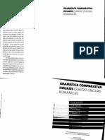 José Carlos de Azeredo_ Godofredo de Oliveira Neto_ Ana Maria Brito - Gramática Comparativa Houaiss_ Quatro Línguas Românicas (2010)