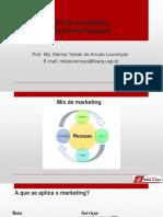 Mix de Marketing_ Elemento Pessoas