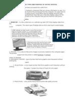 LESSON 4 - Computer Hardware