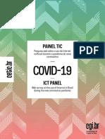 Painel Tic Covid19 Livro Eletronico