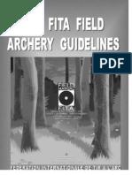 Archery - Field Manual ENG
