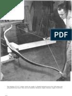 ARCHERY How to make a wood-fiberglass laminate recurve bow