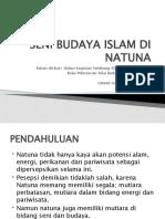PPT Salam 9 SENI BUDAYA ISLAM DI NATUNA