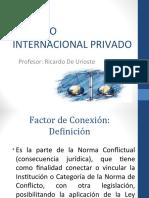 Factores de Conexión en el Código Civil Peruano y Domicilio USMP 04 05 2021 (2)