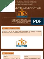 Contribuciones a Conafovicer