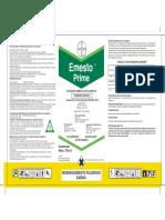 Emesto Prime 750 Ml