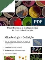 Introdutoria de microbiologia - geral