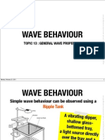 13 Wave Behaviour